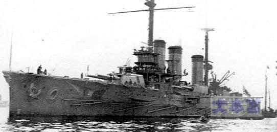 薩摩型戦艦安芸