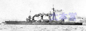 標的艦摂津1940年ころ