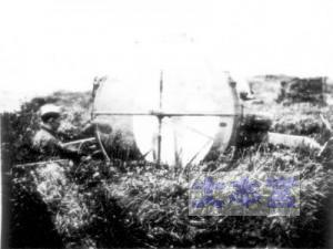 (たぶん)150糎探照灯、陸用