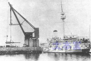 1893防護巡橋立