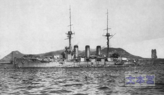 1910巡洋戦艦伊吹