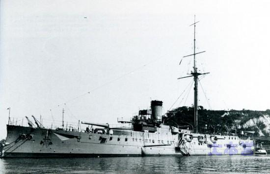1916防護巡橋立
