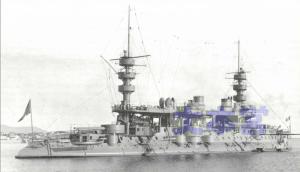 フランス戦艦?シャルル・マルテル