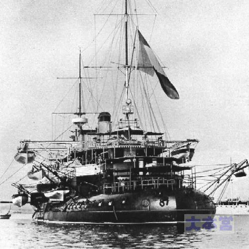 フランス戦艦カルノ―