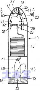 強制停船弾(特許)概要図