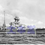 アドミラル・ヒッパ―大西洋艦首に更新