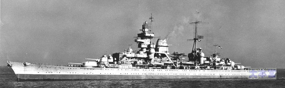 プリンツ・オイゲン1945