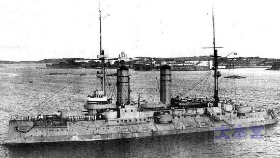戦艦ツェザーレウィッチ
