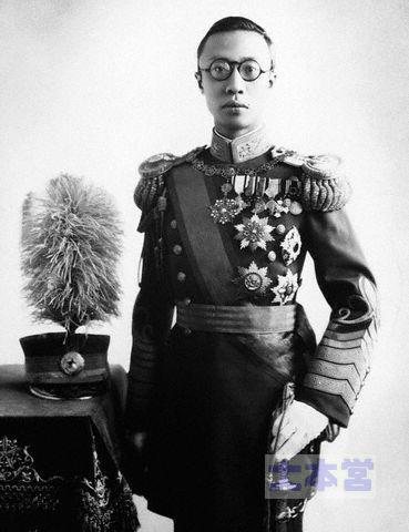 満洲国皇帝