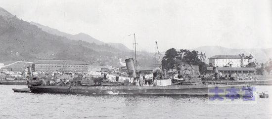M38第47号水雷艇(第22号型)