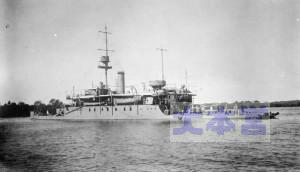 ケーニヒスクブルクを沈めた英海軍モニター「セバーン」