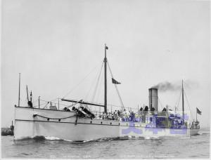 巡洋艦ヴェスヴィウスVesuvius