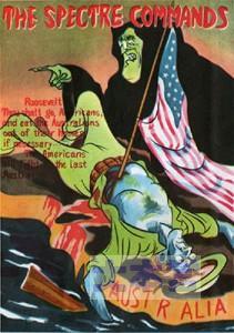 皇軍伝単10悪魔はルーズベルト大統領