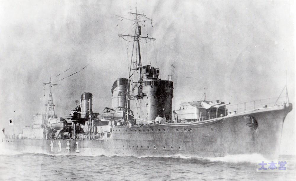 松型駆逐艦は帝国海軍最後の傑作~雑木林級などと呼ばないで~