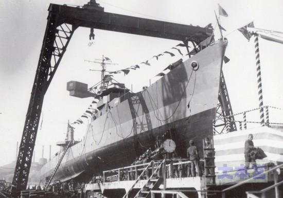 1945樺進水準備中