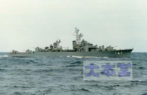 初代(旧海軍含めると2代目)あきづき