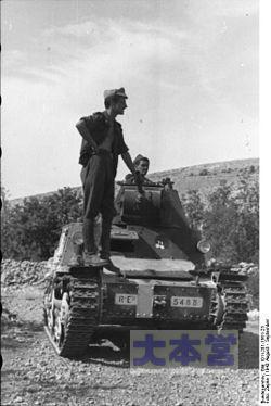 L6軽戦車