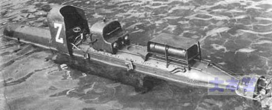 イタリア人間魚雷