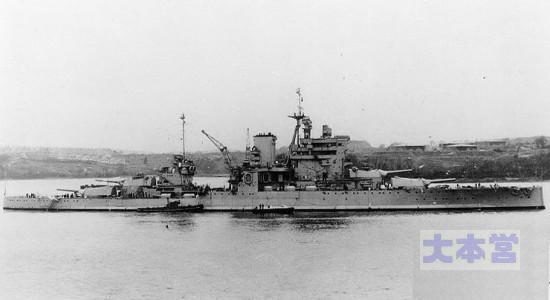 戦艦ヴァリアント