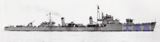 1944公試に向かう竹