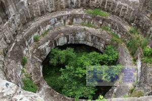 壱岐要塞の一部、黒崎砲台跡