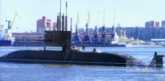 ラーダ級潜水艦
