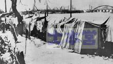 広島陸軍第二病院の臨時救護所