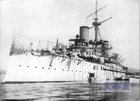 2級戦艦ジュゼッペ・ガリバルディ