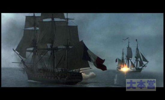 帆走軍艦の海戦