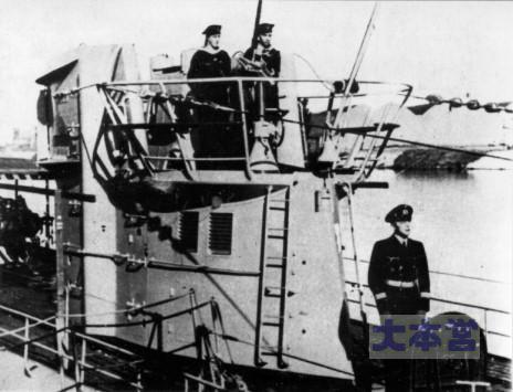 U-156の司令塔