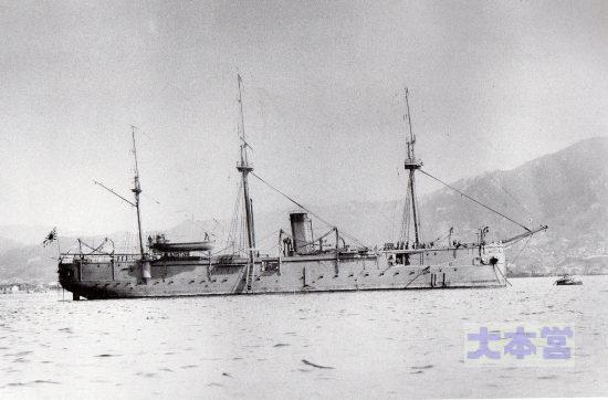 初代大和(葛城型巡洋艦)