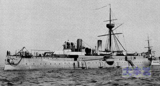 清国巡洋艦「来遠」
