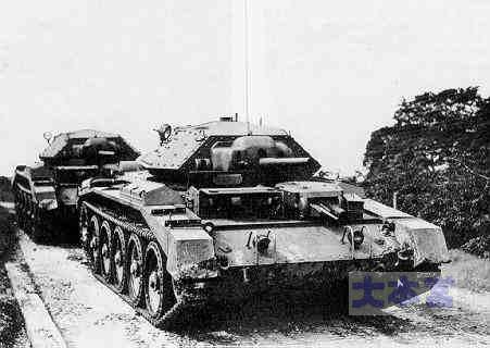クルセーダー巡航戦車