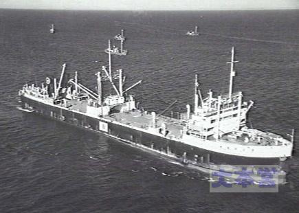 戦前の捕鯨母船「図南丸」