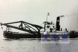 特設起重機船「 蜻州丸」