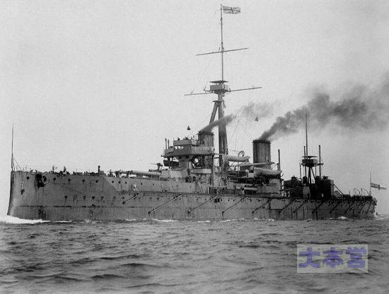 大英帝国海軍戦艦 ドレッドノート