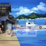 漁船イラスト