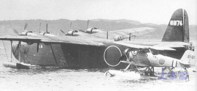 十二試特殊飛行艇