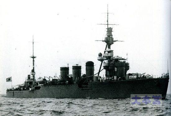 1935時点の北上