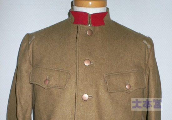 45式下士官用軍衣