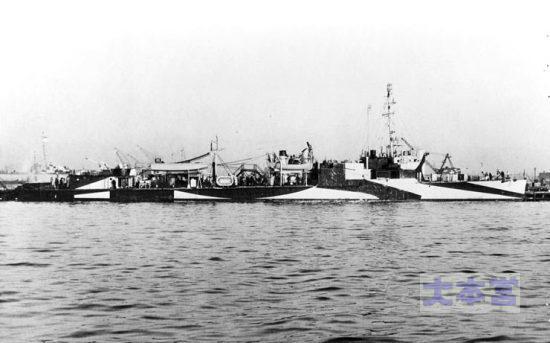 水上機母艦ソーントン