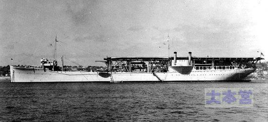 水上機母艦ラングレー