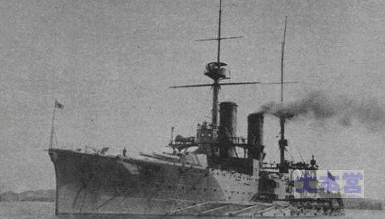巡洋戦艦生駒
