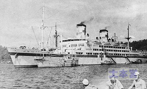 病院船「高砂丸」