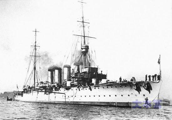 オーストラリア巡洋艦初代シドニー