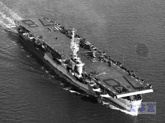 カサブランカ級護衛空母
