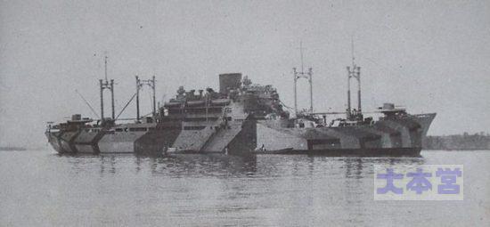特設巡洋艦報国丸1942