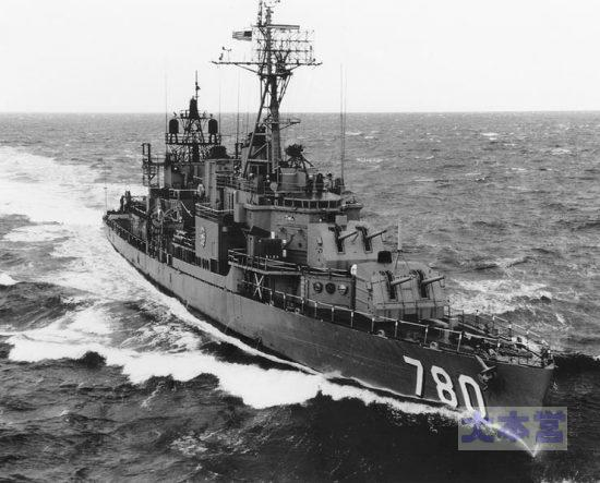 アレン・M・サムナー級駆逐艦