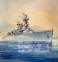 オランダ軽巡デ・ロイテル