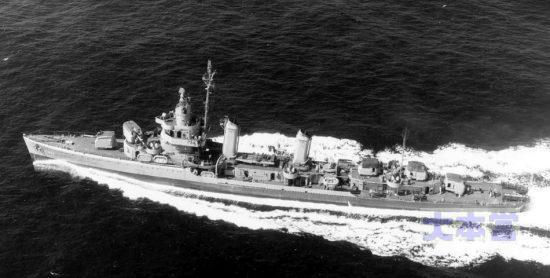 ベンソン級駆逐艦(ウッドワースなど)